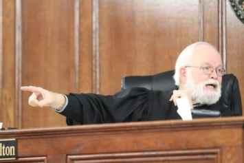 Judge Wayne Shelton