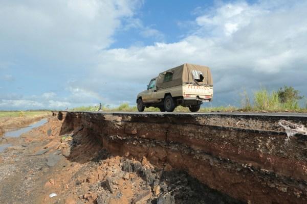 Mozambique Cyclone Idai