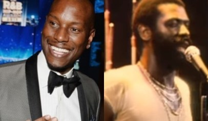 Tyrese will play Teddy Pendergrass in an upcoming film.
