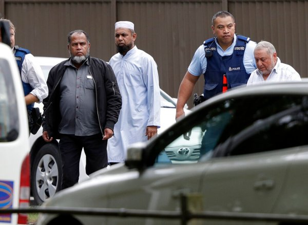 Mosque Shooting New Zealand