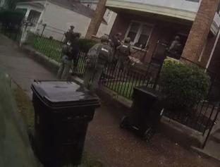 SWAT before botched drug raid
