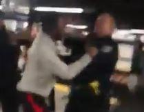 NYPD brawl