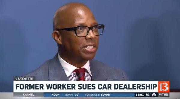 Mercedes Benz Racial Discrimination