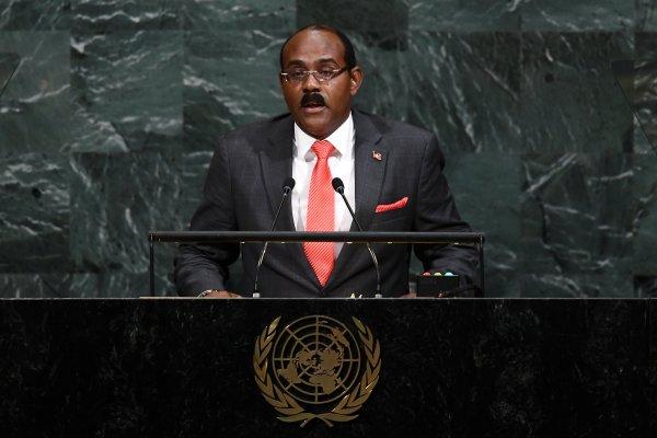 Antigua and  Barbuda Reparations