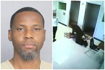 Florida Deputy Choke Slams Teen