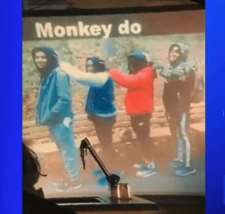 Longwood High School Racist Photo
