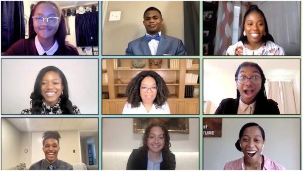 Oprah Winfrey leadership scholars