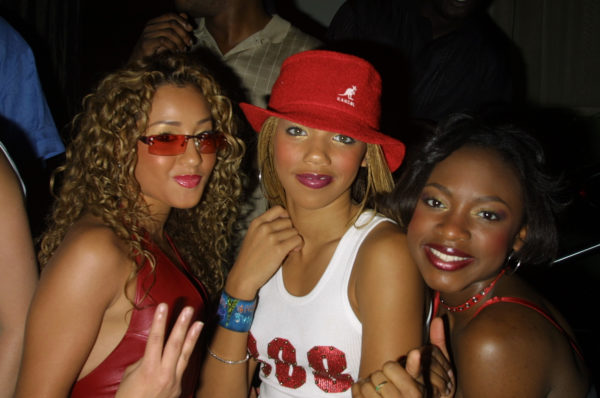3LW during Usher Party at Tuscan Steak at Tuscan Steak in New York City, New York, United States. (Photo by Jim Spellman/WireImage)