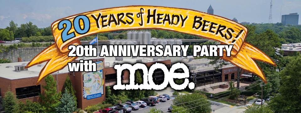 sweetwater 20th anniversary with moe