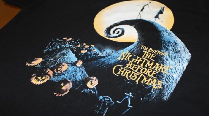 Tim Burton - Dark Apparel Screen Printing