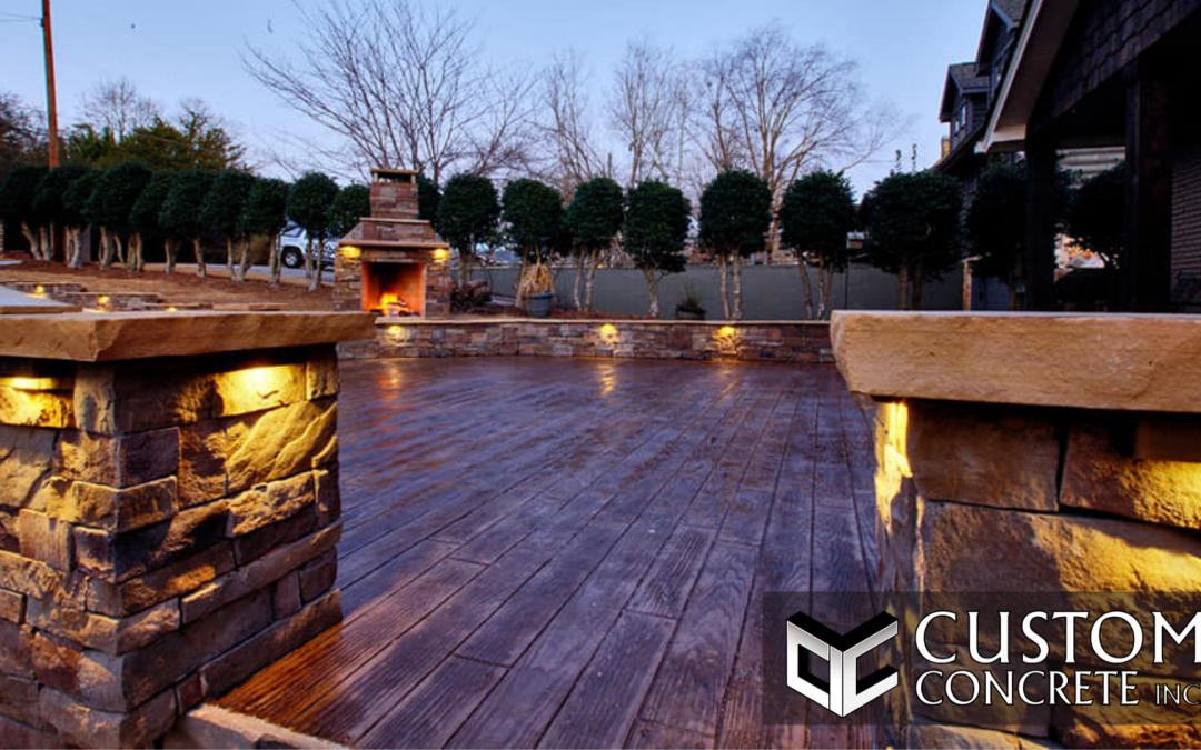 concrete patio ideas to get your