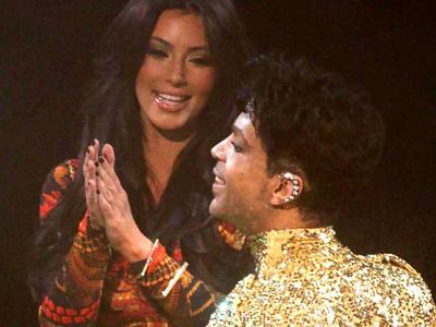 prince kicks kim kardashian