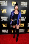 """ATLANTA, GEORGIA - MARCH 10: Dawn Halfkenny attends the premiere of """"Waka & Tammy: What The Flocka"""" at Republic on March 10, 2020 in Atlanta, Georgia. (Photo by Paras Griffin/Getty Images WE tv)"""