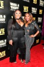 """ATLANTA, GEORGIA - MARCH 10: TS Madison and Quad Webb attend the premiere of """"Waka & Tammy: What The Flocka"""" at Republic on March 10, 2020 in Atlanta, Georgia. (Photo by Paras Griffin/Getty Images WE tv)"""