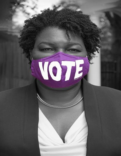 Stacey Abrams Chicago Defender