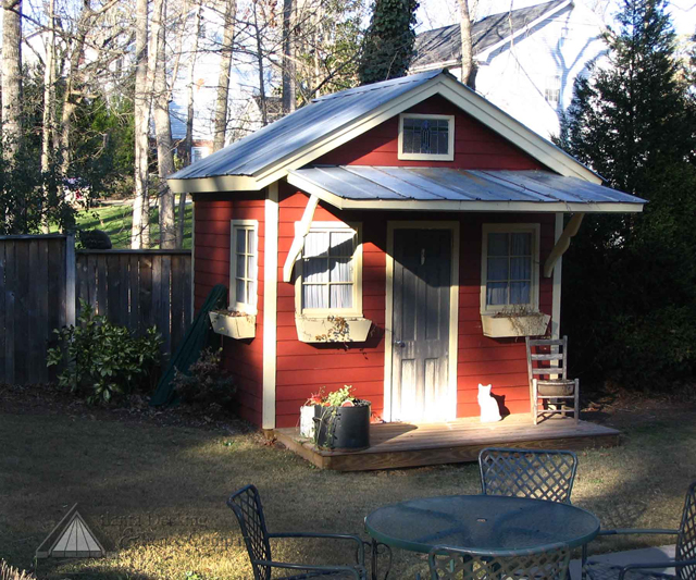 A Fresh Look At Storage Sheds Atlanta Homeowners Love