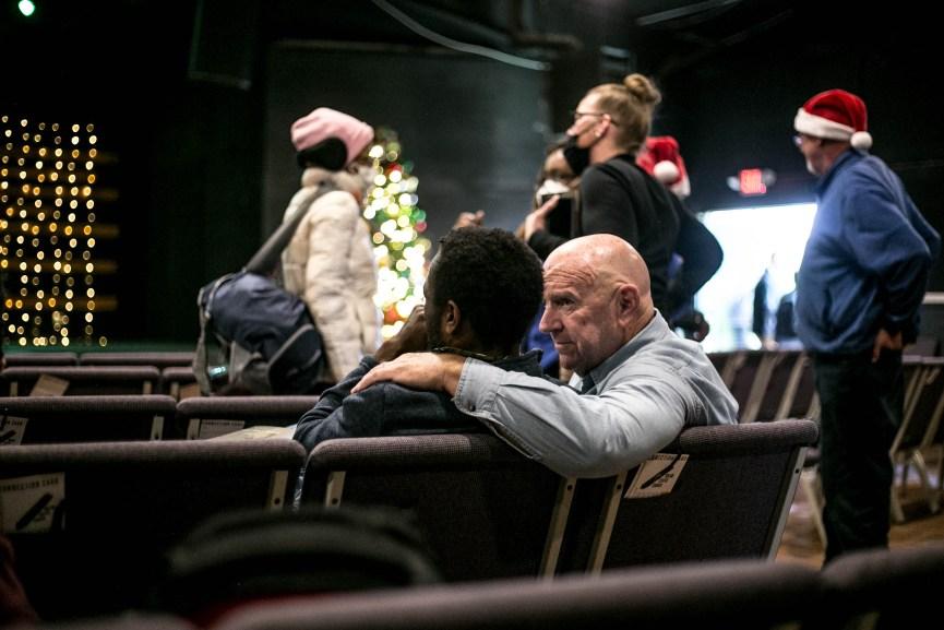 Pastor Paul Ministering at the Atlanta Dream Center Church