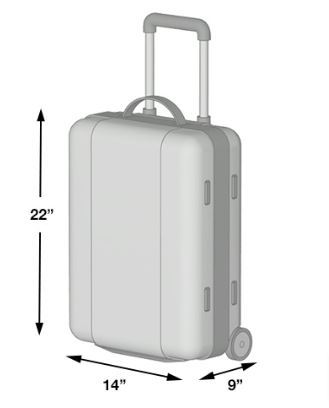 What is Hawaiian Airlines' baggage fee?