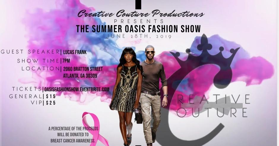 See Some Of The Coolest Designers In Atlanta Fashion Fundraiser Show Atlantafi Com
