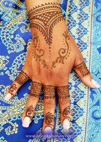 Atlanta Henna Hand