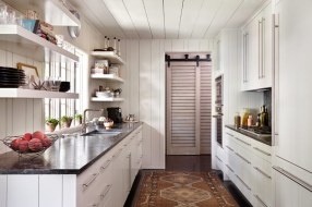 Carter Kay's kitchen. Photographed by Emily Followill.