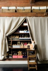 """25) """"Utilitarian chic"""" is the best way to describe Barbara Westbrook's closet."""