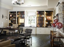 SILVER Residential Singular Space The Design Atelier, Melanie Millner, ASID