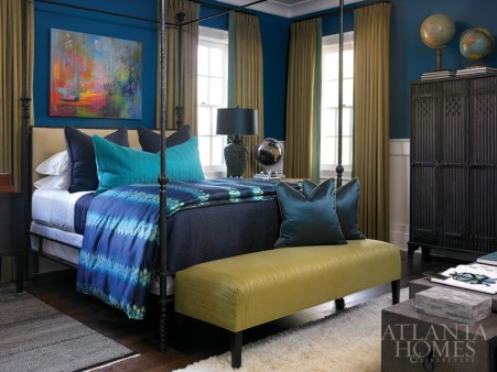 Boy's Bedroom, Barbara Heath, The Mercantile