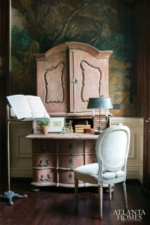 Grand Salon by Barbara Westbrook; Westbrook Interiors
