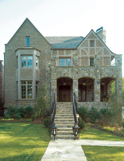 2006: Firm completes EcoManor, first LEED Certified Home over 6,000 square feet in the Southeast.