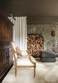 Hearth Room // Bill Ingram and William McLure, Bill Ingram Architects