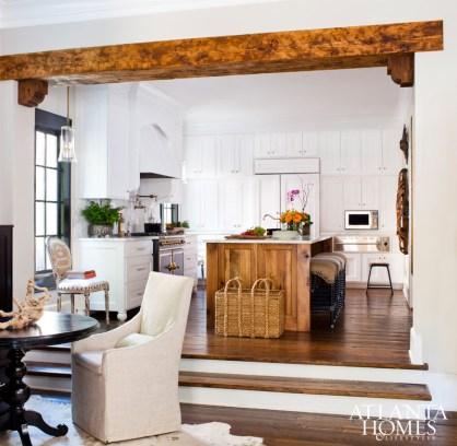 "Kitchen or Bath // Gold Ilivette Nilsson, ASID, Terra Cotta Properties ""Cassilly Kitchen"""