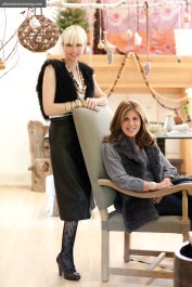 Jill Sharp Brinson and Suzanne Kasler