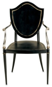 Bel Aire Chair by Currey & Co. (887) 768-6428; curreycodealers.com