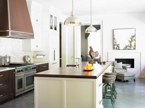Kitchen + Bath Gold Melanie Millner, ASID, The Design Atelier