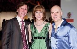 Joseph Northington, Caryl Smith, and Timothy Tew