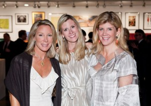 Dawne Raulet, Nancy Fallon, and Nina Cheney