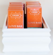 An assortment of tasty treats from Cacao.
