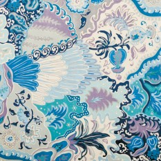 """""""Jaipur"""" fabric by Clarence House, available through Jerry Pair"""