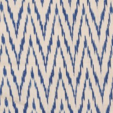 """""""Chevron Ikat"""" fabric by Jane Shelton, available through Travis & Company, ADAC, 351 Peachtree Hills Ave. Ne, suite 128, Atlanta 30305. (404) 237-5079; travisandcompany.com. Available to the trade only."""