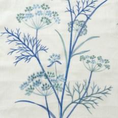 """Larkin"" fabric by Jane Churchill, available through Cowtan and tout via Travis & Company, ADAC, (404) 237-5079; travisandcompany.com"