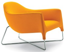 Bali armchair by Poliform. $2,084. Available through Switchmodern. (404) 605-0196; switchmodern.com
