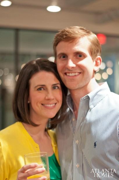 Colin and Lizzie Garner