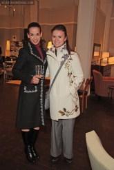 Clara Sorrells and Shena Sabens with Jamestown Properties