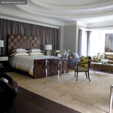 Master Bedroom, Meg Adams and Kellie Griffin.