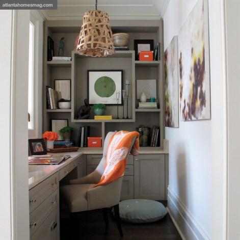 Kitchen Office, Nancy Duffey.