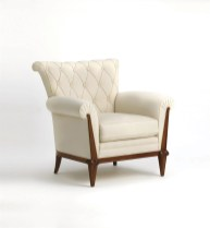 The Jan Showers Collection of home furnishings is now available through Ainsworth-Noah & Associates at ADAC. The glamorous collection features an array of old favorites and new additions, including the Carleton chair. (404) 239-8462, ainsworth-noah.com; janshowers.com.