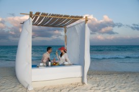 A Royal Romance Concierge will help with weddings, honeymoons or any special occasion, including intimate dinners on the beach.
