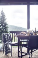 Dessert is best served with Flynn's views of the north Georgia mountains.