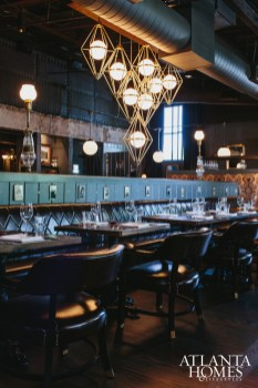 Chef and restaurateur Ford Fry's steakhouse concept, Marcel, offers old-world romance and moody allure.